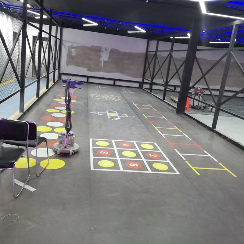 健身房地胶板
