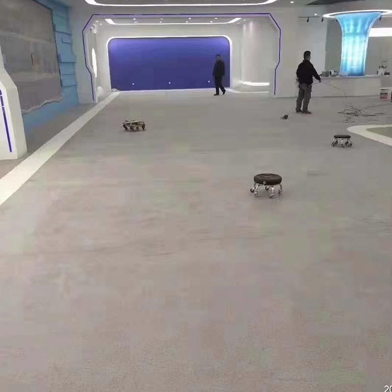 展厅塑胶地板